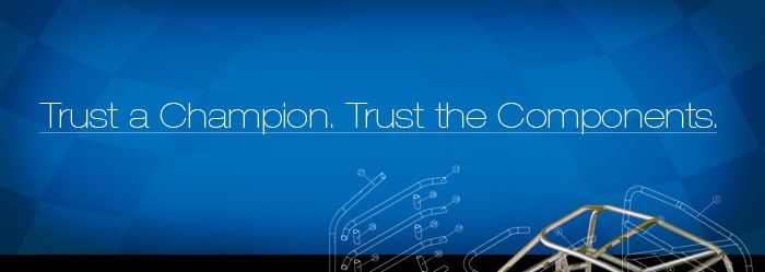 Trust a Champion. Trust the Components.